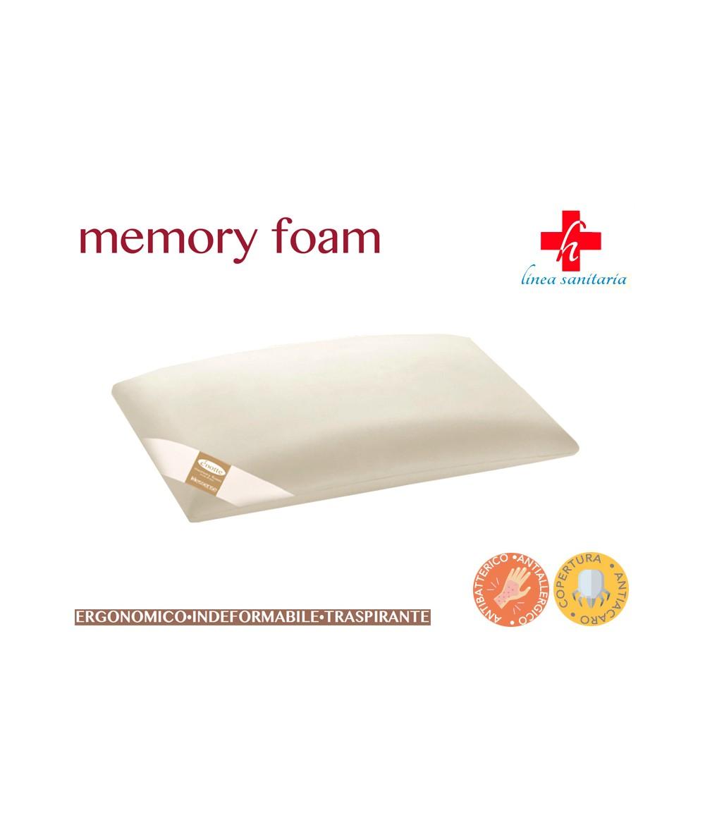 Guanciale Memory Foam